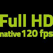 Do 120 fps w Full HD