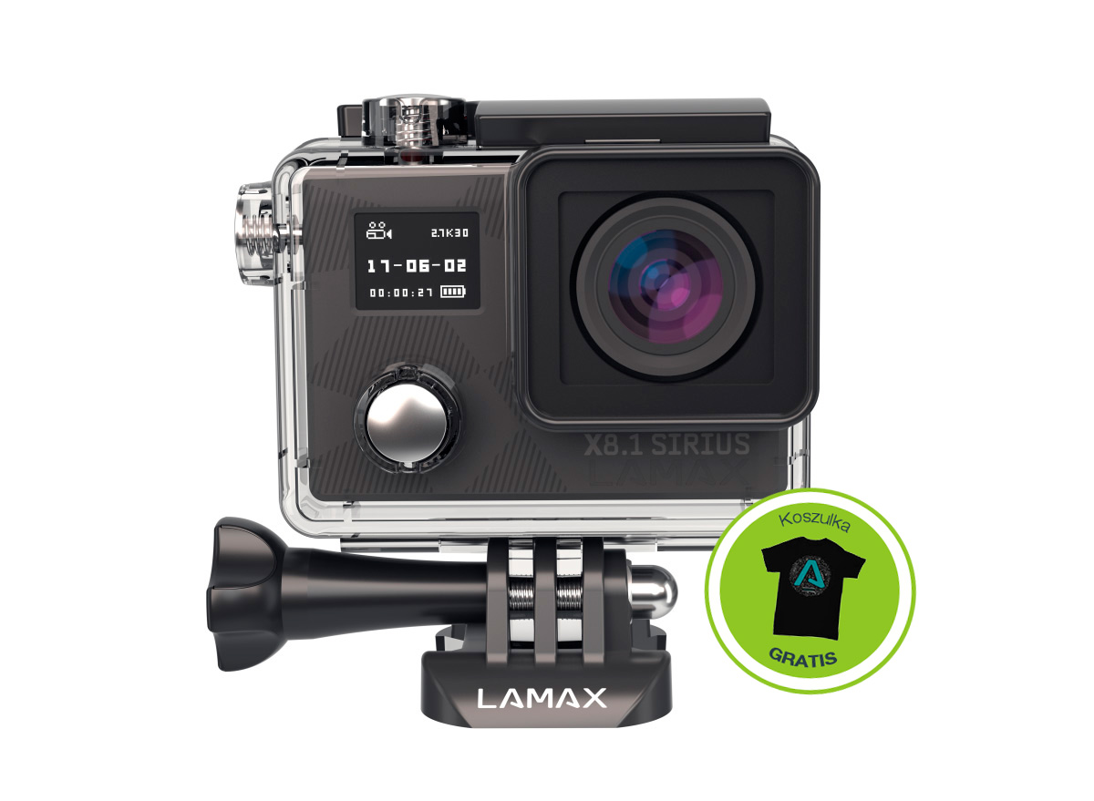 Kamera sportowa LAMAX X8.1 Sirius