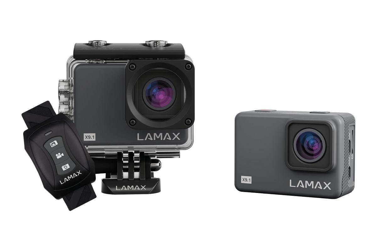 LAMAX X9.1 – Zabawa w każdym pixelu