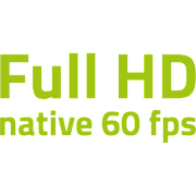 Full HD na 60 fps